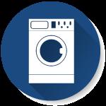 Vaskemaskine ikon